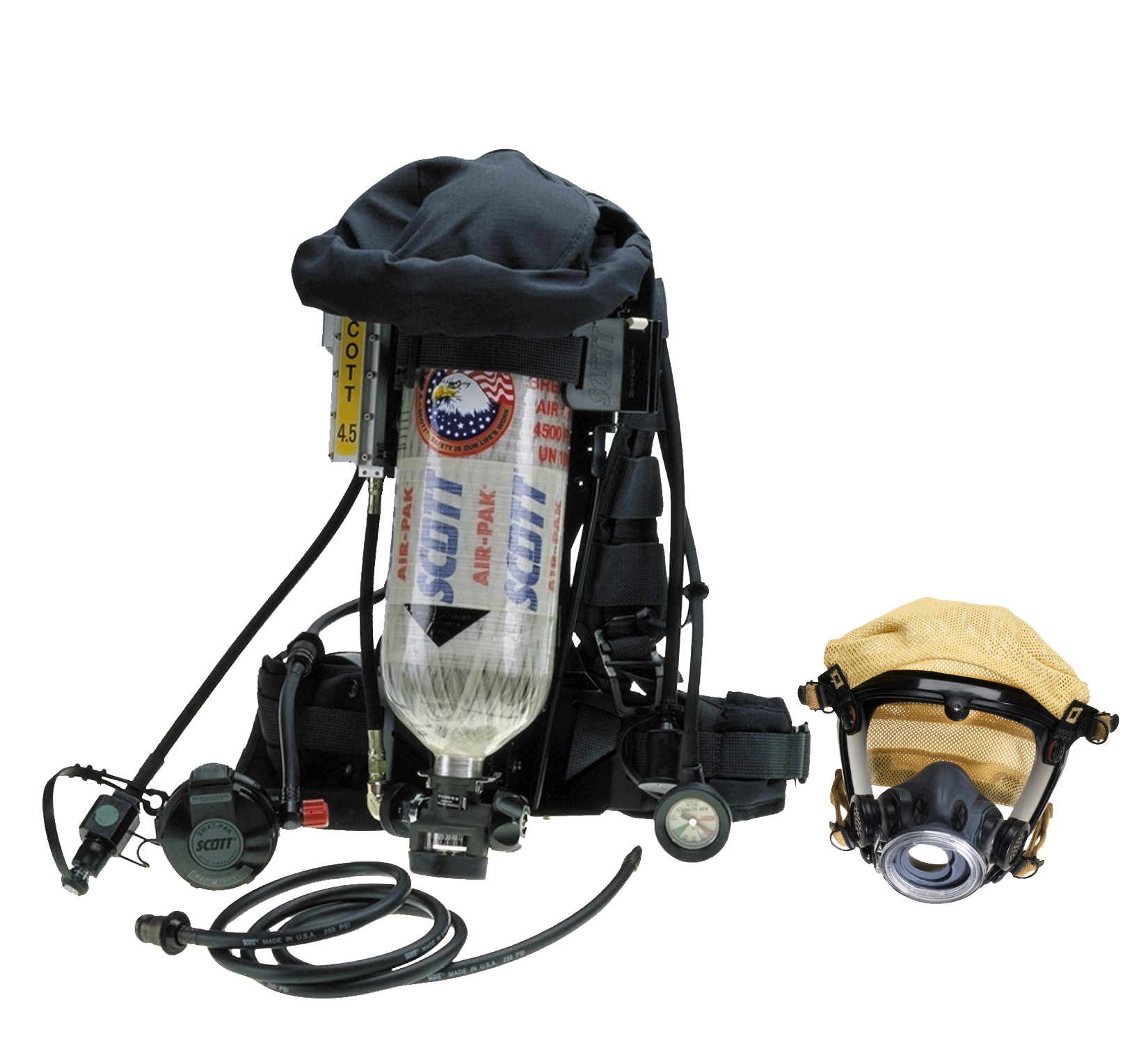 SWAT-PAK SCBA| Protective Safety Equipment – SOS Safety Int