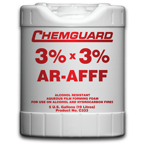 Chemguard Fire Fighting Foam