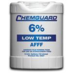 Low Temp AFFF Foam