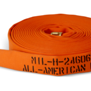 Lightweight Polyester Double Jacket Fire Hose