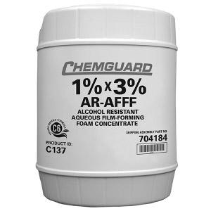 Alcohol Resistant Foam
