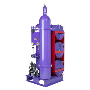 Gorilla PKW Dry-Chemical Vessel