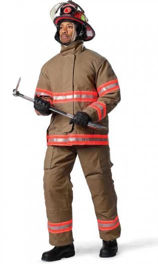 LION Liberty lightweight firefighter coat