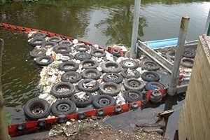 Marine Debris Clean-Up Equipment