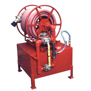 Minuteman Hose Reel Foam Stations