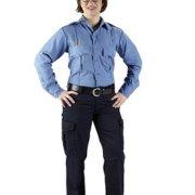 Station Wear Women's Cut Pants