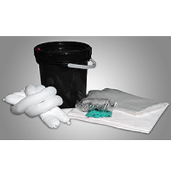 SPK5-U: UNIVERSAL 5 GALLON SPILL KIT