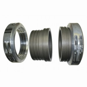 "Harrington ""V-Groove"" Shank Couplings 2 Bolt segments"