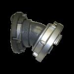 Storz x Storz Swivel: Elbow Adapter