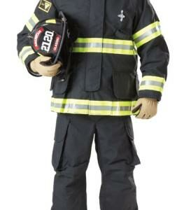 LION Super-Deluxe Firefighter Turnout Coat and Pants