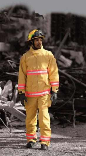 Duty Uniform for Firefighters