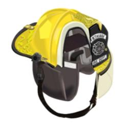 Bullard UST Series Fire Helmet