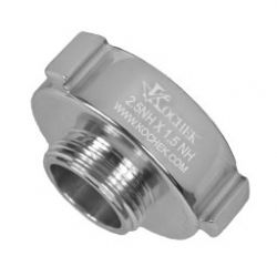 37RC – K-Chrome Rigid Rocker Lug Female to Male