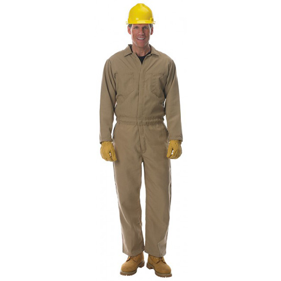 7 oz. FR Cotton Coveralls