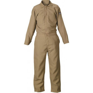 7 oz.100% FR Cotton Coveralls