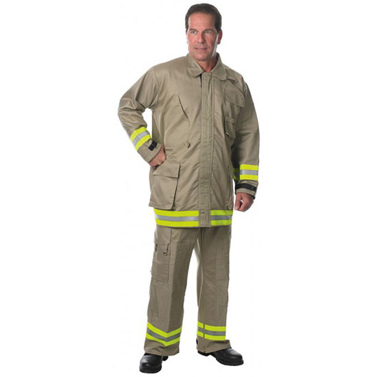 911 Series Two Piece Extrication Suit