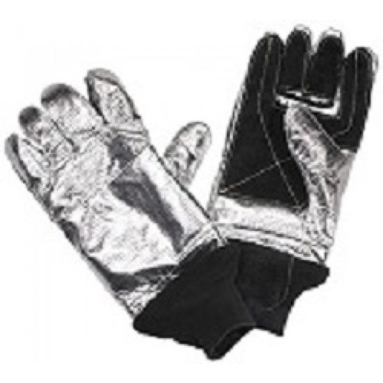 Aluminized NFPA Gloves