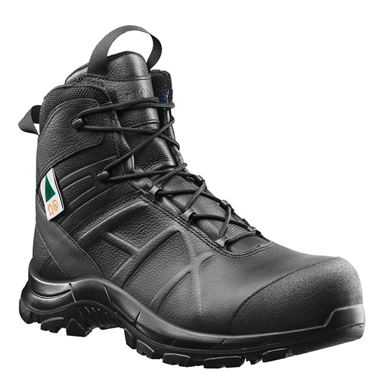 Black Eagle Safety 55 Mid Side Zip Womens