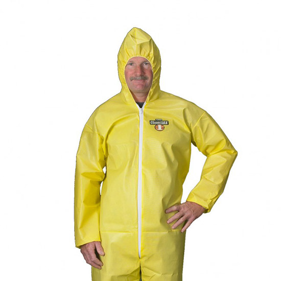 ChemMax 1 Coverall C55428