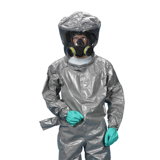 ChemMax 3 Encapsulated Suit