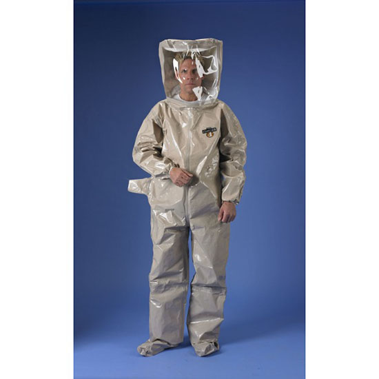 ChemMax 4 Encapsulated Suit 41400
