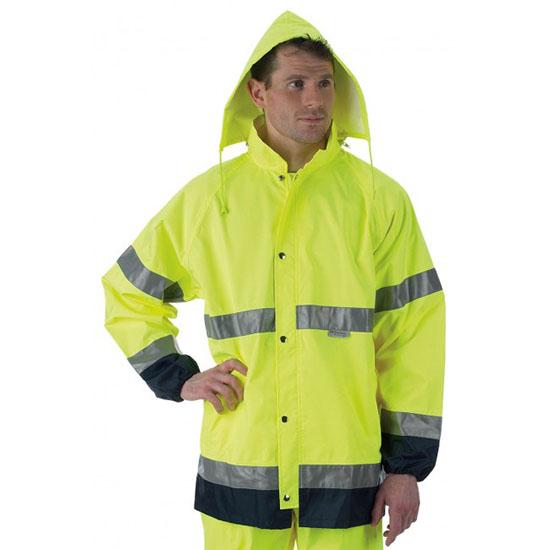 Class 3 PVC Rain Jacket
