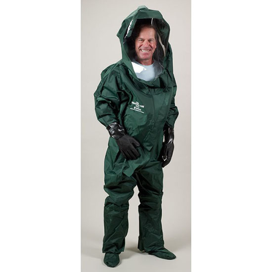 Nylon Rear Entry Training Suit