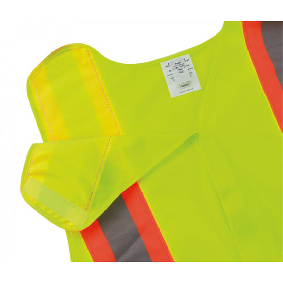 bc700e54679b Premium Solid 5 Point Break-away Public Safety Vest