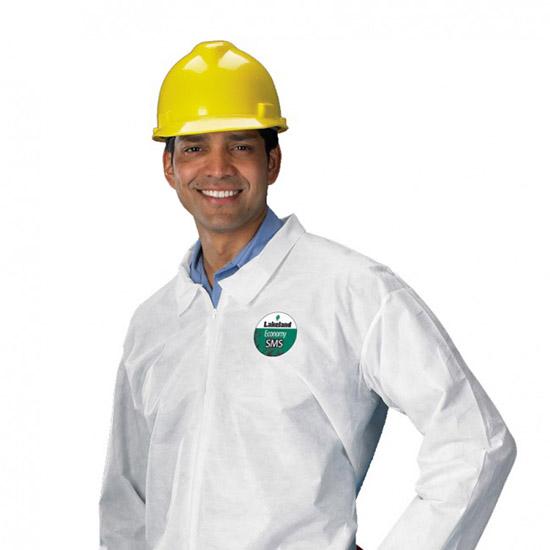 SafeGard Economy SMS Coverall E8412