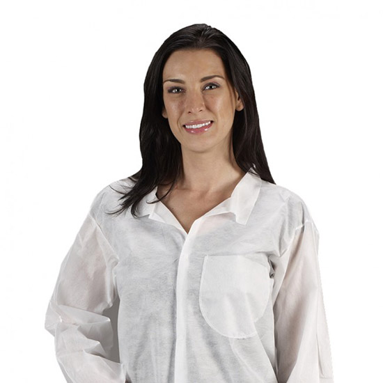 SafeGard Lab Coat C8140