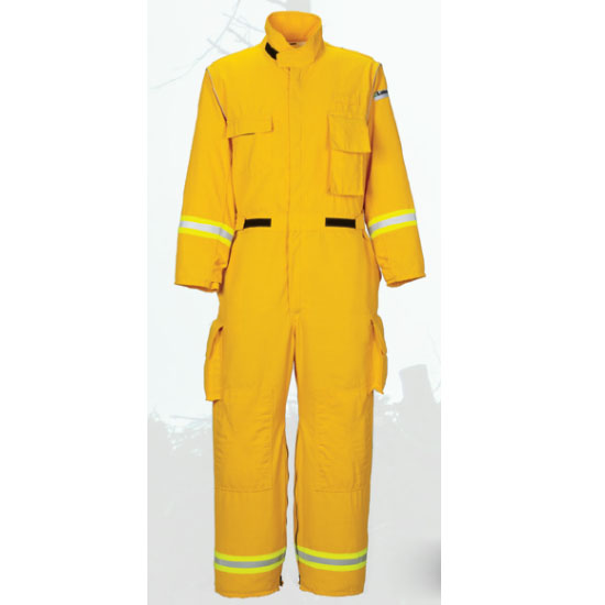 Wildland Fire Coverall - Style WLSCV
