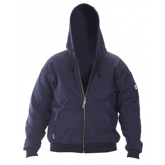Zipper Front FR Hoodie