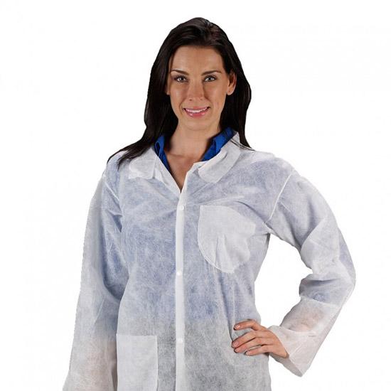 Zone Gard Lab Coat C2101
