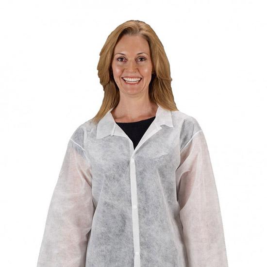 Zone Gard Lab Coat C2140