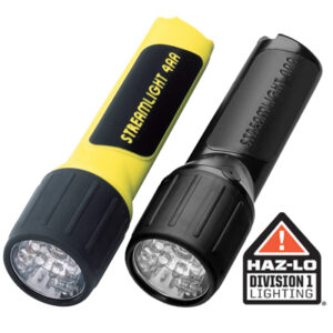 4AA PROPOLYMER® LED FLASHLIGHT