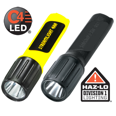 4AA PROPOLYMER® LUX DIVISION 1 FLASHLIGHT